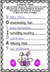 Easter Acrostic Poems (Easter Writing Activity)