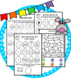 Easter Activity Book (Satpin)