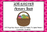 Easter Activity Book for Middle to Upper Primary/Elementary Students