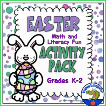 Easter Activities for Primary