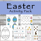 Easter Activity Pack - Tots to Prep