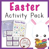Easter Activity Pack for Spring