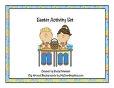 Easter Activity Set (PDF Format)