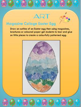 Easter Activity eBook