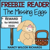 FREEBIE Easter Activity for Kindergarten and First Grade | Easter Reading