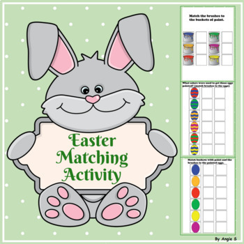 Easter Activity for Special Education