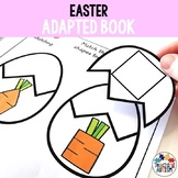 Easter Adapted Book for Special Education