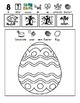 """Easter Adapted """"WH"""" qusetions: All Abou Easter (Spring)"""