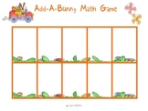 Easter - Add-A-Bunny Math Game