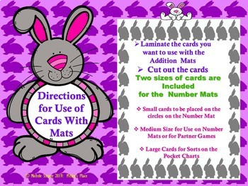 #luckyshamrocks Easter Addition Activities: Facts 0 - 10