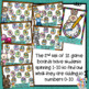 Easter Addition Bump Games ~ adding numbers 1-10 and doubles