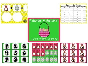 Easter Addition Centers