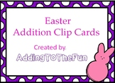 Easter Addition Clip Cards