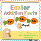 Easter Addition Fact Fluency