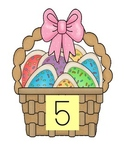 Easter Addition & Subtraction Sorting Game
