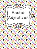 Easter Adjective Writing