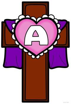Easter ~ Alleluia ~ Easter Sunday Garland