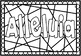 Easter ~ Alleluia, Jesus Has Risen ~ Easter Sunday Coloring Pages