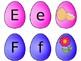 Easter Alphabet Match