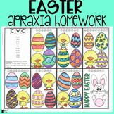 Easter Apraxia Homework