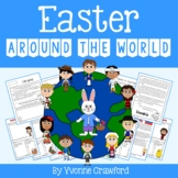 Easter Around the World Literacy Activities Growing Endles