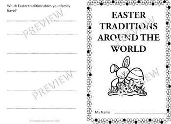 Easter Around the World -  Germany,France,Hungary,Sweden,Australia & USA