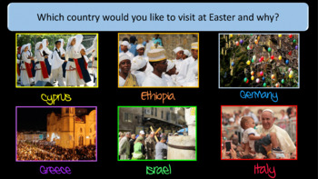 Easter Around the World PowerPoint Presentation One