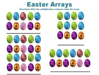 Easter Arrays