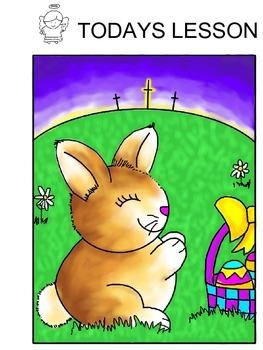 Easter Art Lesson