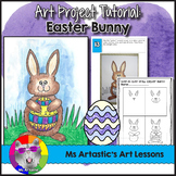Easter Art Project, Easter Bunny