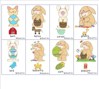 Easter Artic Fun: Later Sounds - r,s,l,r blends,s blends,l blends