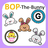 Easter Articulation Bop-The-Bunny G Cards