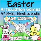 Easter Articulation Activities for r Words