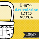 Easter Articulation - No Prep: Later Sounds