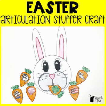 Easter Articulation Stuffer Craft