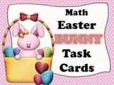 Easter BUNNY Math Task Cards BUNDLE