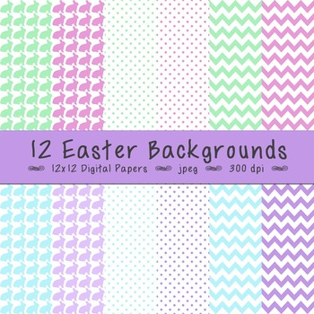 Backgrounds - Easter