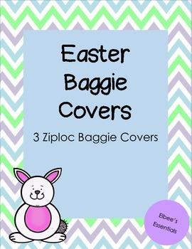 Easter Baggie Covers
