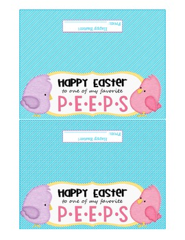 Easter Baggie Toppers BUNDLE