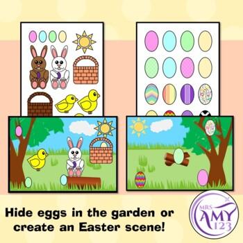 Easter Barrier Games