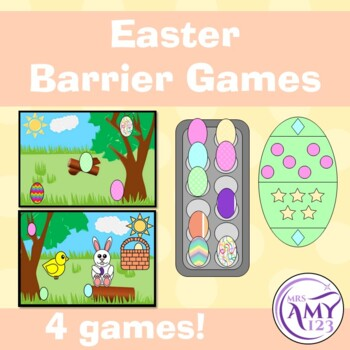 Easter Barrier Games