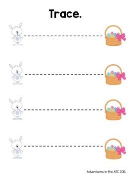 Easter Basic Skills Activity Pack