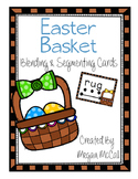 Easter Basket Blending & Segmenting Cards