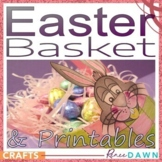 Easter Basket Printables and Party