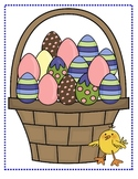 Easter Basket Graph Center