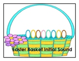 Easter Basket Initial Sound