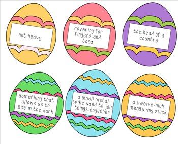 Easter Basket Multiple Meanings