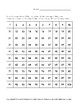 Easter Basket Mystery Picture Using Equations