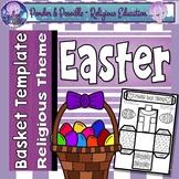 Easter Basket ~ Bible Religious Theme