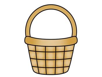 Easter Basket Sight Words